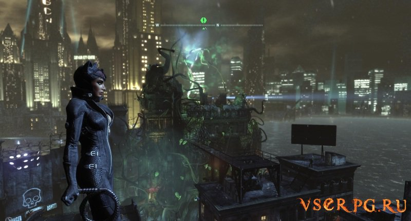 Batman Arkham City screen 2