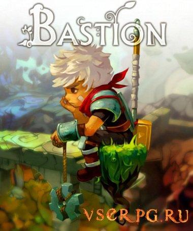 Постер игры Bastion