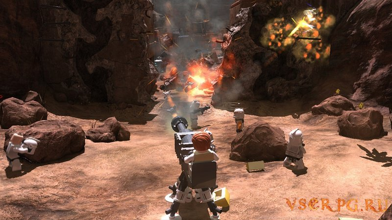 Лего: Звездные войны 3 screen 1