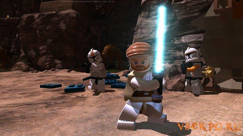 Лего: Звездные войны 3 screen 2