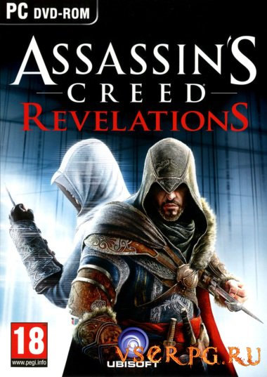 Постер игры Assassins Creed Revelations