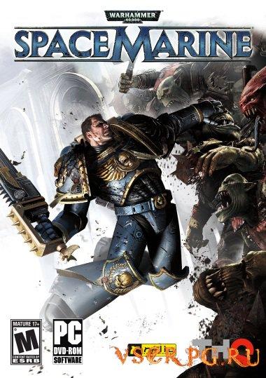 Постер игры Warhammer Space Marine