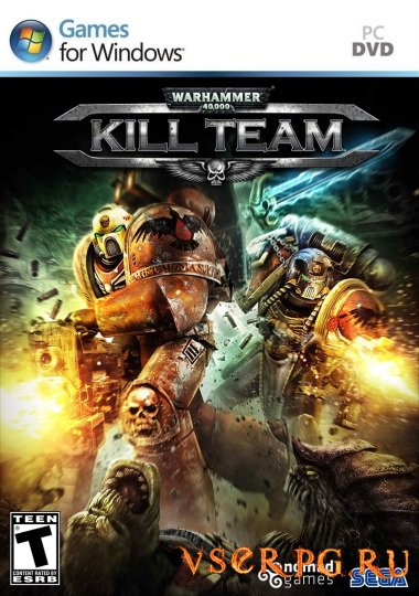 Постер игры Warhammer Kill Team