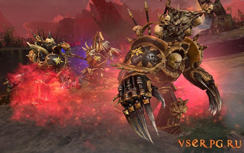 Warhammer: Dawn of War 2 Retribution screen 1