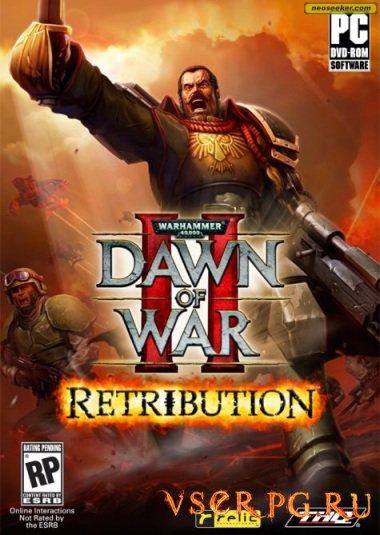 Постер игры Warhammer: Dawn of War 2 Retribution