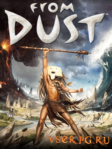 Постер игры From Dust