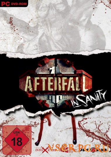 Постер игры Afterfall Insanity