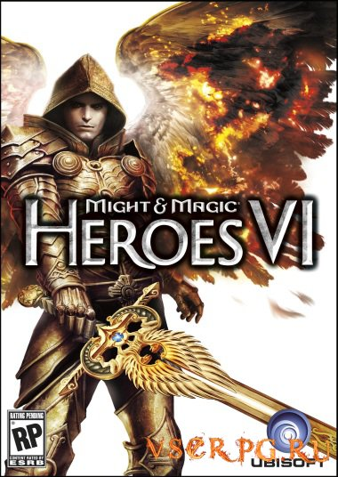 Постер игры Might & Magic Heroes 6