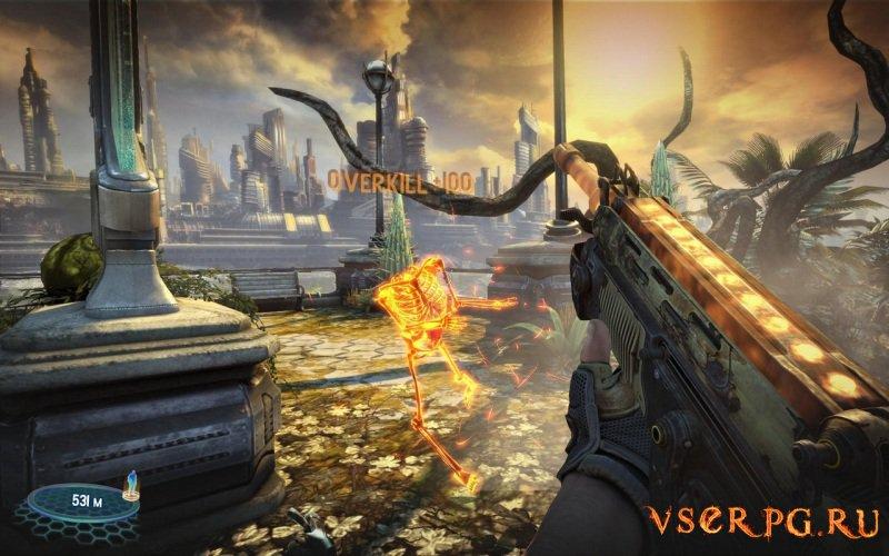 Bulletstorm screen 2