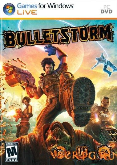 Постер игры Bulletstorm