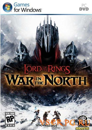 Постер игры The Lord of the Rings: War in the North