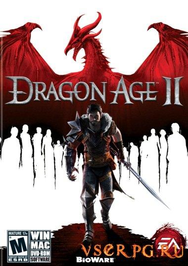 Постер игры Dragon Age 2