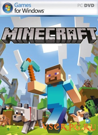 Постер игры Minecraft 1.9