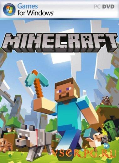 Постер игры Minecraft 1.8.3