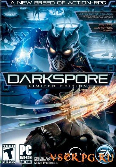 Постер игры Darkspore