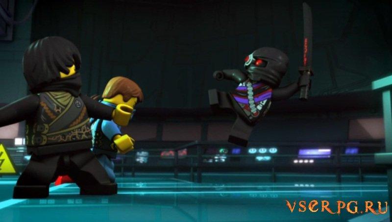 Лего Ниндзяго screen 2