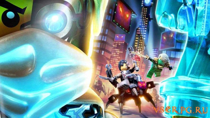 Лего Ниндзяго screen 3