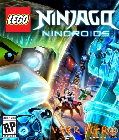 Постер игры Лего Ниндзяго