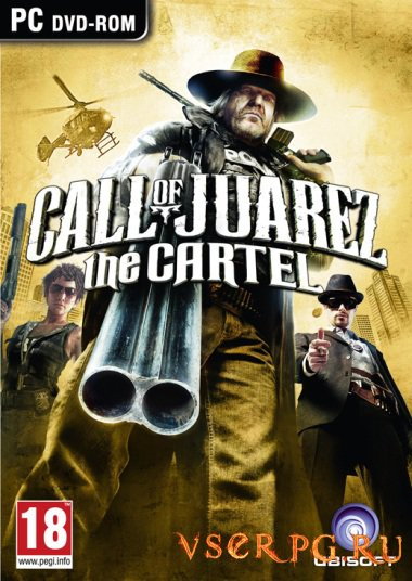 Постер игры Call of Juarez: The Cartel