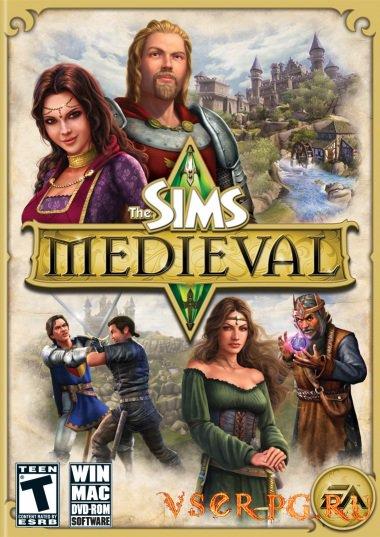 Постер игры Симс: Средневековье