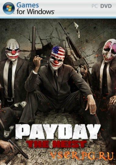 Постер игры PAYDAY