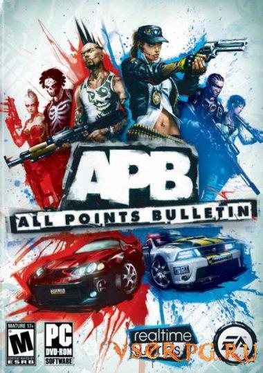 Постер игры APB Reloaded