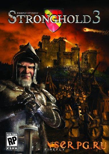 Постер игры Stronghold 3