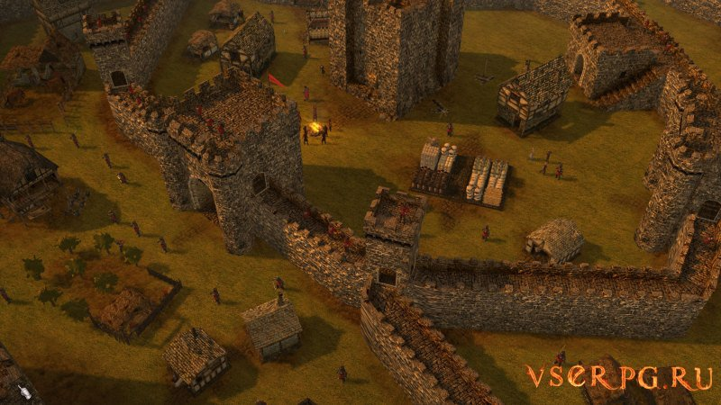 Stronghold 3 screen 1