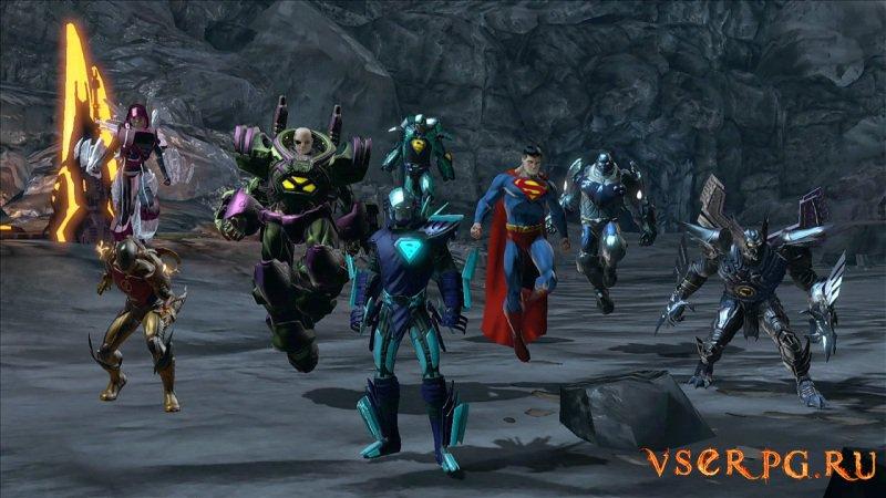 DC Universe Online screen 3