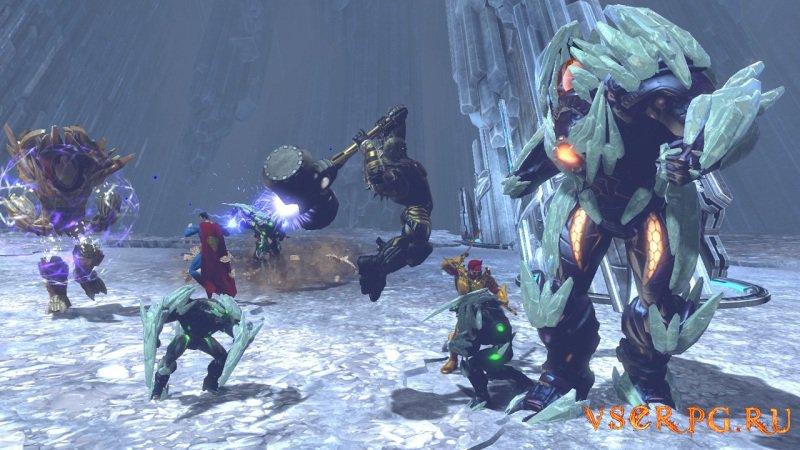 DC Universe Online screen 2