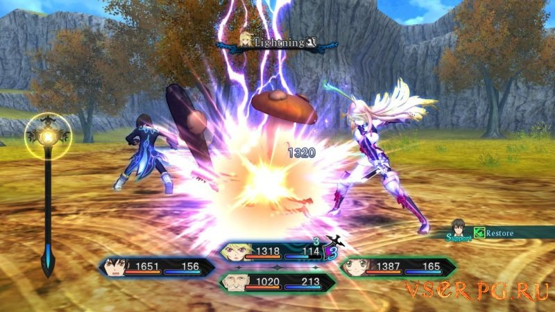 Tales of Xillia screen 2
