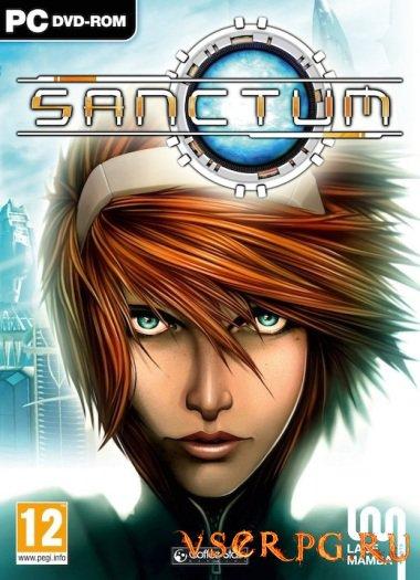 Постер игры Sanctum
