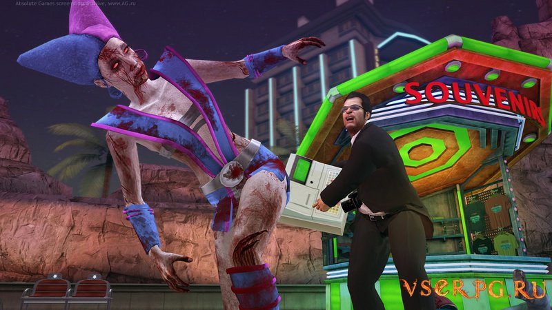 Dead Rising 2: Off the Record screen 1