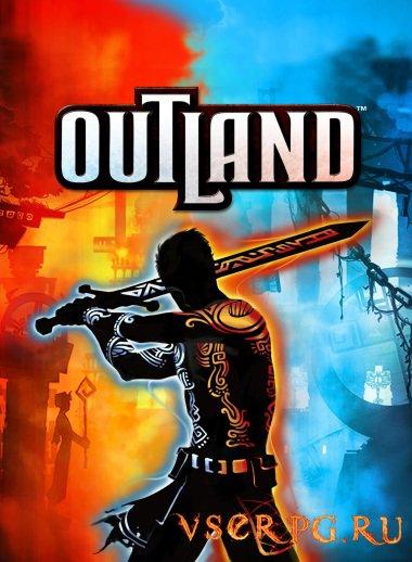 Постер игры Outland