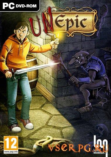Постер игры UnEpic