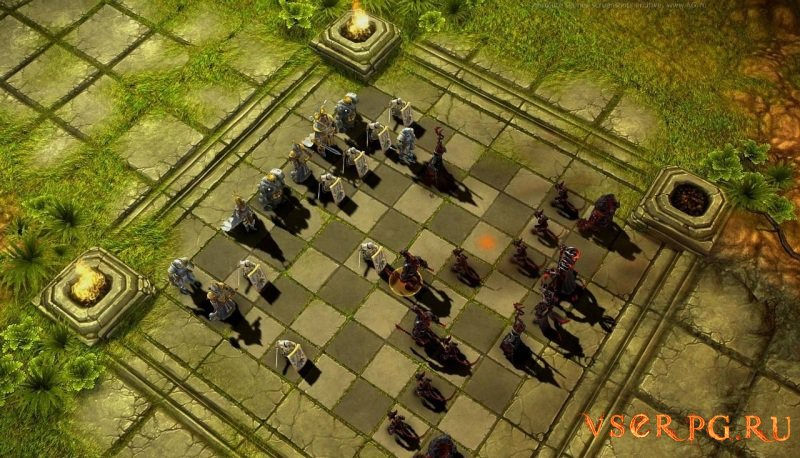 Battle VS Chess screen 2