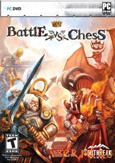 Постер игры Battle VS Chess