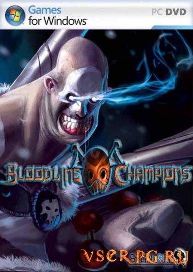Постер игры Bloodline Champions