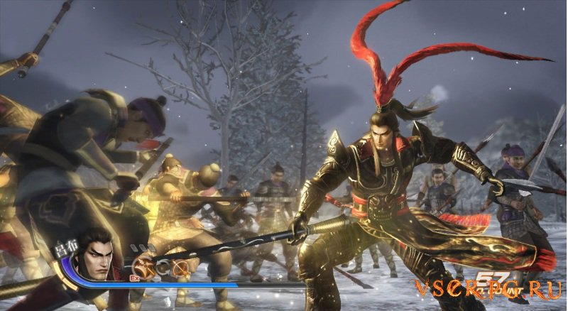 Dynasty Warriors 7 screen 3