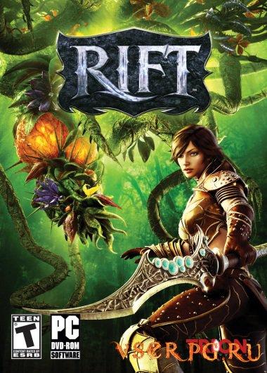 Постер игры Rift