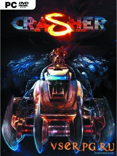 Постер игры Crasher