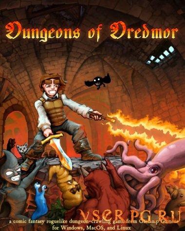 Постер игры Dungeons of Dredmor