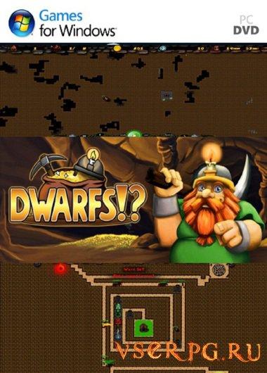 Постер игры Dwarfs