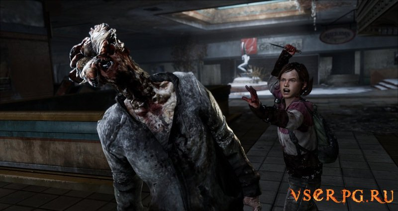 The Last of Us: Left Behind [PS3] screen 3