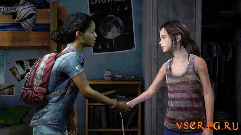 The Last of Us: Left Behind [PS3] screen 2