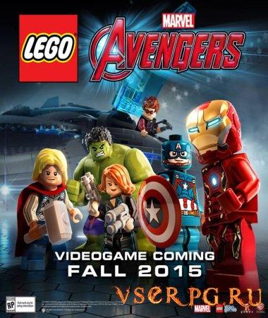Постер игры LEGO Marvels Avengers