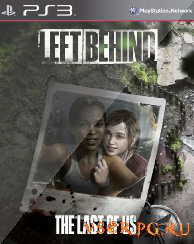 Постер игры The Last of Us: Left Behind [PS3]