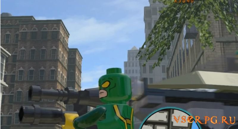 LEGO Marvels Avengers screen 2