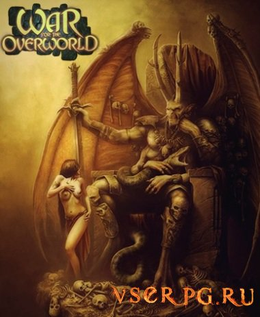Постер игры War for the Overworld