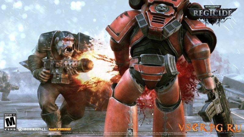Warhammer 40 000 Regicide screen 2